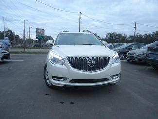 2015 Buick Enclave LEATHER. PANORAMIC. NAVI. DVD ENTERTAINMENT SEFFNER, Florida 10