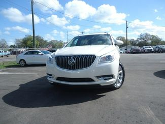 2015 Buick Enclave Premium. LEATHER. NAVI. DVD ENTERTAINMENT SEFFNER, Florida
