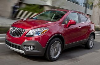 2015 Buick Encore Sport AWD Bentleyville, Pennsylvania 6
