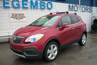 2015 Buick Encore Sport AWD Bentleyville, Pennsylvania 36