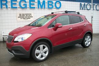 2015 Buick Encore AWD Bentleyville, Pennsylvania 37