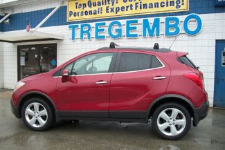 2015 Buick Encore AWD Bentleyville, Pennsylvania 50