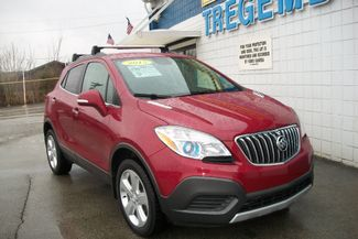 2015 Buick Encore AWD Bentleyville, Pennsylvania 40