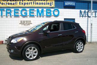 2015 Buick Encore AWD Convenience Bentleyville, Pennsylvania 36