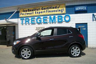 2015 Buick Encore AWD Convenience Bentleyville, Pennsylvania 39