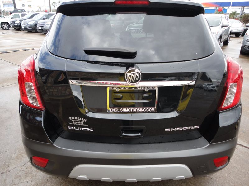 2015 Buick Encore Convenience  Brownsville TX  English Motors  in Brownsville, TX