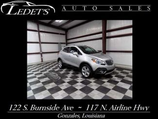 2015 Buick Encore W/Leather - Ledet's Auto Sales Gonzales_state_zip in Gonzales