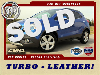 2015 Buick Encore Convenience AWD - TURBO - ONE OWNER! Mooresville , NC