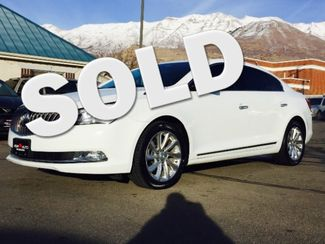 2015 Buick LaCrosse Leather LINDON, UT