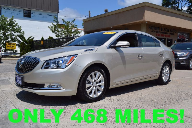 2015 Buick LaCrosse Leather  city New  Father  Son Auto Corp   in Lynbrook, New