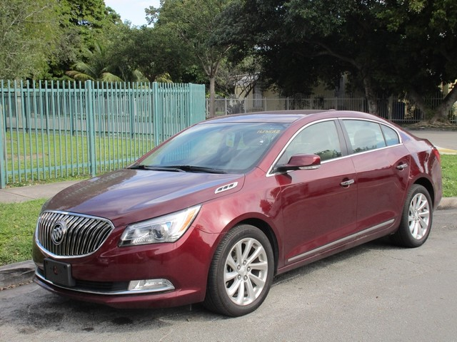 2015 Buick LaCrosse Leather Come and visit us at oceanautosalescom for our expanded inventoryThi