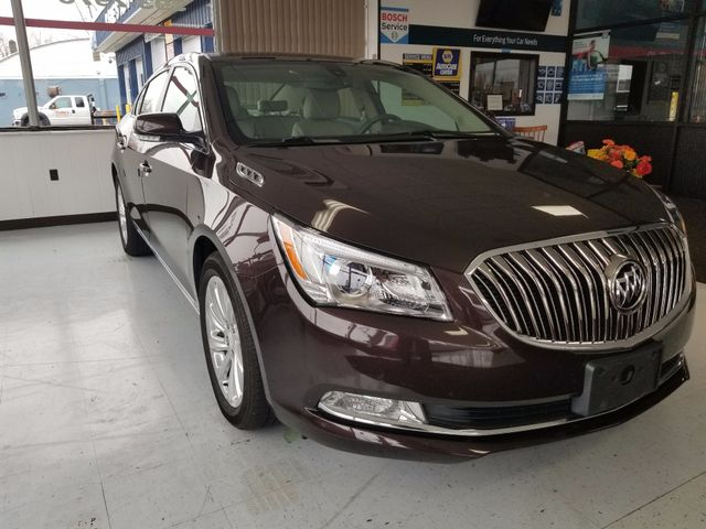 2015 Buick LaCrosse Leather | Rishe's Import Center in Ogdensburg New York