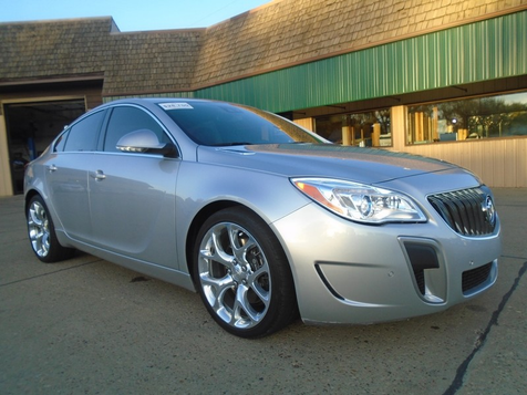 2015 Buick Regal GS in Dickinson, ND