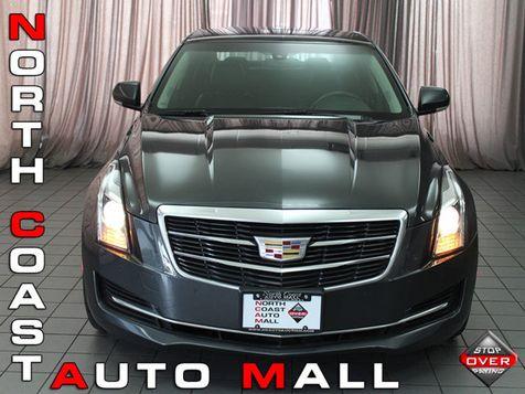 2015 Cadillac ATS Sedan Luxury AWD in Akron, OH