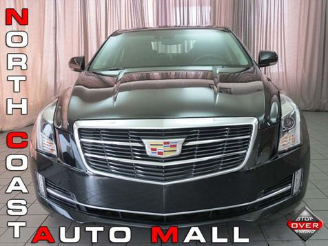 2015 Cadillac ATS Sedan Performance AWD in Akron, OH