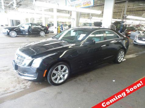 2015 Cadillac ATS Sedan Standard RWD in Cleveland, Ohio