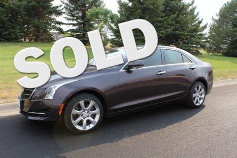 2015 Cadillac ATS Sedan Luxury AWD in Great Falls, MT