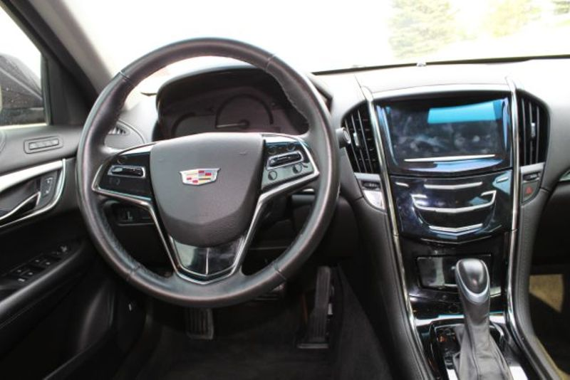 2015 Cadillac ATS Sedan Luxury AWD  city MT  Bleskin Motor Company   in Great Falls, MT