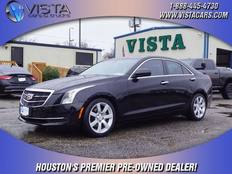 2015 Cadillac ATS Sedan Standard RWD in Houston, Texas