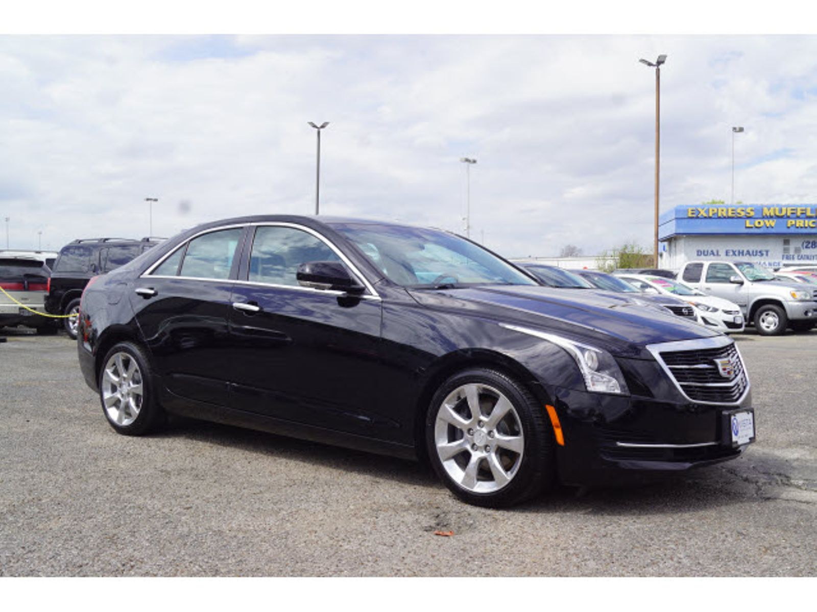 vehicles sedan cadillac in vehicle ats photo greenville sc vehiclesearchresults used sale for