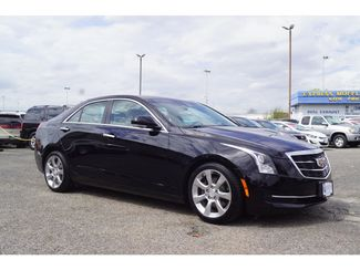 2015 Cadillac ATS Sedan Luxury RWD  city Texas  Vista Cars and Trucks  in Houston, Texas