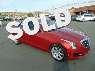 2015 Cadillac ATS Sedan Standard RWD | Kingman, Arizona | 66 Auto Sales in Kingman Arizona