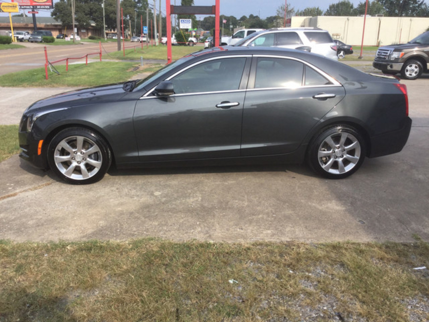 2015 cadillac ats sedan luxury rwd city louisiana billy navarre certified. Black Bedroom Furniture Sets. Home Design Ideas