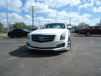 2015 Cadillac ATS Sedan Luxury RWD SEFFNER, Florida