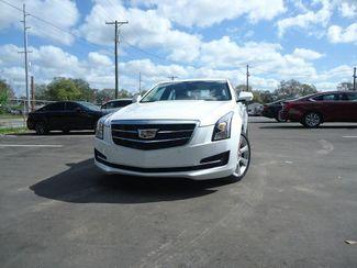 2015 Cadillac ATS Sedan Luxury RWD SEFFNER, Florida 4