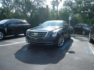 2015 Cadillac ATS Sedan Luxury RWD. NAVIGATION. SUNROOF SEFFNER, Florida