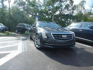 2015 Cadillac ATS Sedan Luxury RWD. NAVIGATION. SUNROOF SEFFNER, Florida 10