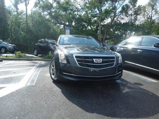 2015 Cadillac ATS Sedan Luxury RWD. NAVIGATION. SUNROOF SEFFNER, Florida 11