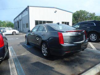 2015 Cadillac ATS Sedan Luxury RWD. NAVIGATION. SUNROOF SEFFNER, Florida 12