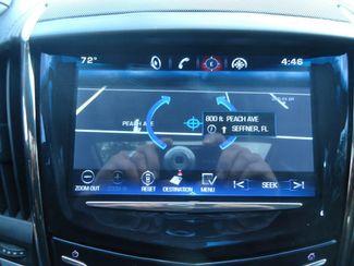 2015 Cadillac ATS Sedan Luxury RWD. NAVIGATION. SUNROOF SEFFNER, Florida 38
