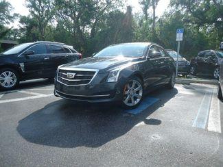 2015 Cadillac ATS Sedan Luxury RWD. NAVIGATION. SUNROOF SEFFNER, Florida 6