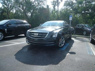 2015 Cadillac ATS Sedan Luxury RWD. NAVIGATION. SUNROOF SEFFNER, Florida 7