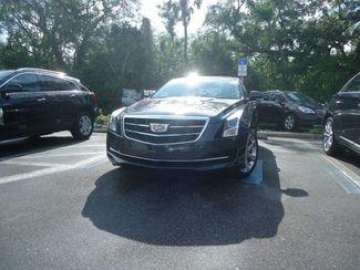 2015 Cadillac ATS Sedan Luxury RWD. NAVIGATION. SUNROOF SEFFNER, Florida 8