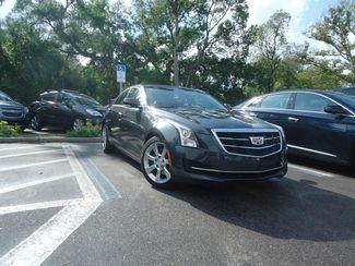 2015 Cadillac ATS Sedan Luxury RWD. NAVIGATION. SUNROOF SEFFNER, Florida 9