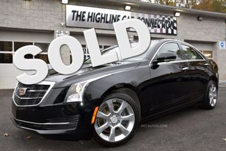 2015 Cadillac ATS Sedan Luxury AWD Waterbury, Connecticut