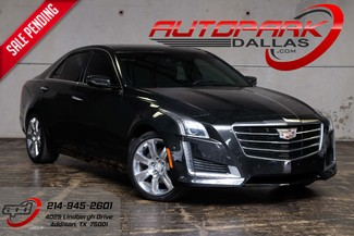 2015 Cadillac CTS Sedan Premium RWD in Addison TX