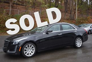 2015 Cadillac CTS Sedan Luxury AWD Naugatuck, Connecticut