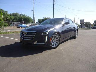 2015 Cadillac CTS Sedan Luxury RWD. PANORAMIC. NAVIGATION. BLIND SPOT SEFFNER, Florida