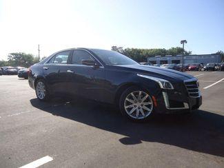 2015 Cadillac CTS Sedan Luxury RWD. PANORAMIC. NAVIGATION. BLIND SPOT SEFFNER, Florida 10