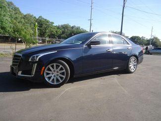 2015 Cadillac CTS Sedan Luxury RWD. PANORAMIC. NAVIGATION. BLIND SPOT SEFFNER, Florida 6
