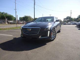 2015 Cadillac CTS Sedan Luxury RWD. PANORAMIC. NAVIGATION. BLIND SPOT SEFFNER, Florida 8