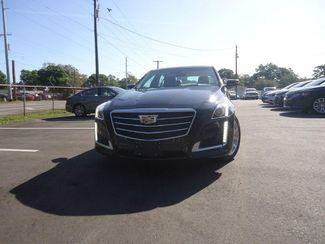 2015 Cadillac CTS Sedan Luxury RWD. PANORAMIC. NAVIGATION. BLIND SPOT SEFFNER, Florida 9