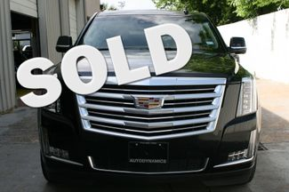 2015 Cadillac Escalade ESV Platinum Houston, Texas