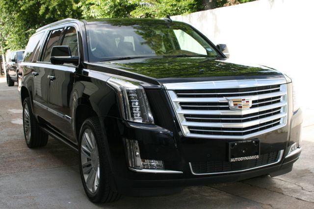 2015 Cadillac Escalade ESV Platinum Houston, Texas 1