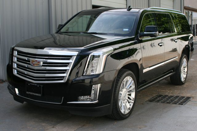 2015 Cadillac Escalade ESV Platinum Houston, Texas 2