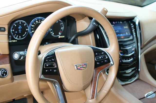 2015 Cadillac Escalade ESV Platinum Houston, Texas 21
